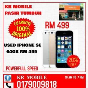 Like-new iphone -SE- 64GB