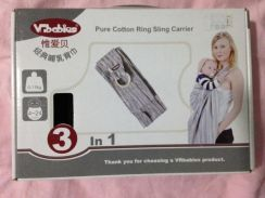 3 in 1 Cotton Ring Sling Carrier
