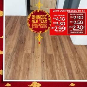 Wood Vinyl Flooring At Discountable Price