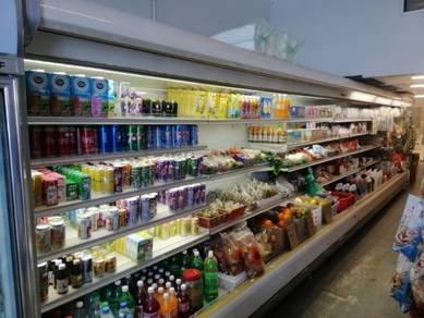 Freezer Display Cabinet