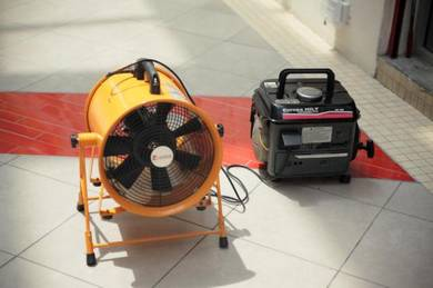 Ventilator Duct Fan Sewa - Sky Dance - Rental