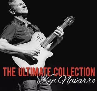 IMPORTED CD Ken Navarro The Ultimate Collection 3C