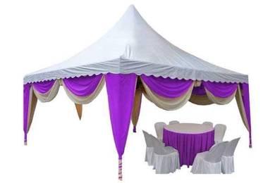 Sewa Pakej 1 Canopy Arab