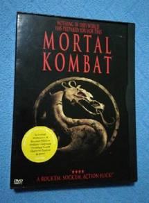 MORTAL COMBAT dvd