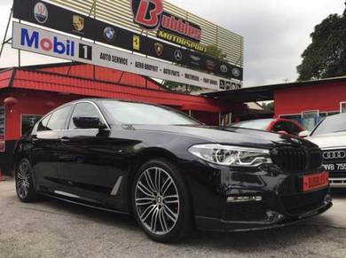 Bmw 5 series G30 m-performance ADD on kit