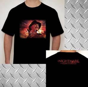 NIGHTMARE ON ELM STREET tshirt