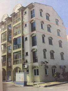 FREEHOLD Golden Shower Apartment, Klebang, Melaka Town for sales