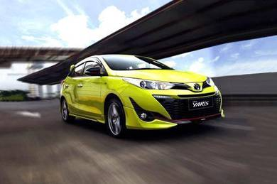 New Toyota Yaris for sale