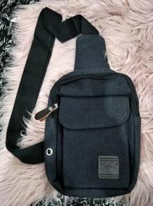 Crossbody Chest Canvas Bag