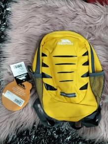 Trespass - Toddler Kids 3 Litre Backpack Yellow