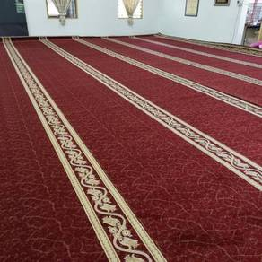 Karpet masjid design terkini
