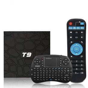 New Android TvBox 4KHD + Air Mouse T9 Tx6 Tx3