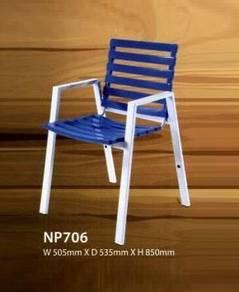 Poly Cafe Chair ,Garden Chair(EV NP706)
