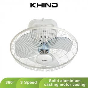 NEW-Khind Auto Fan 16'' AF1601 Oscillating FAN