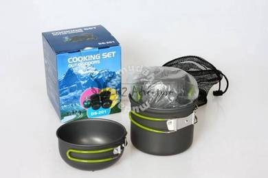 Ds 201 Camping Cooking Set