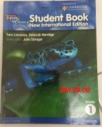 Explore Science (I/Edition) Student Book