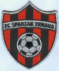FC Spartak Trnava Slovakia Football Badge Patch