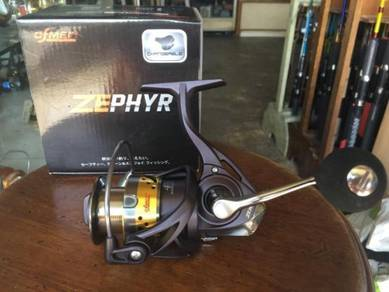 OFMER ZEPHYR 1000 ~ 4000 Fishing Reel Pancing