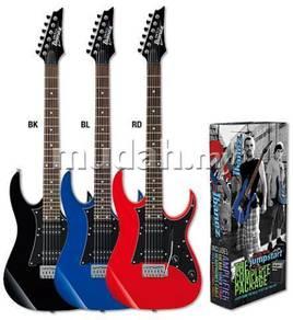 Electric guitar Ibanez IJRG200 ijrg 200 - Red
