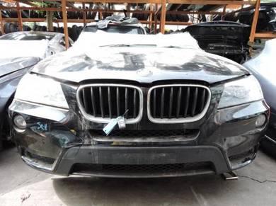 BMW E71 X6 N63 4.4 Engine Gearbox Body Parts