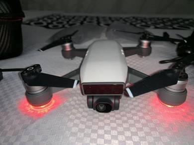DJi Spark Quadcopter Drone + DJi Remote