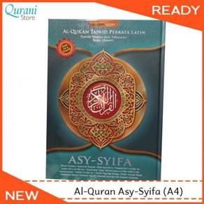 Al-syifa quran rumi usir setan likas