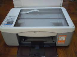 HP printer DESKJET F370