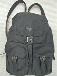 Prada backpacks