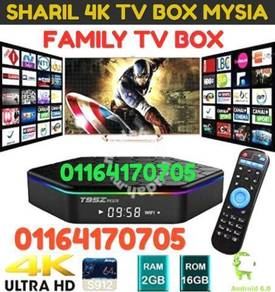 HIGH SPEC MYSIA+GLOBAL android tv box 4k+64GB