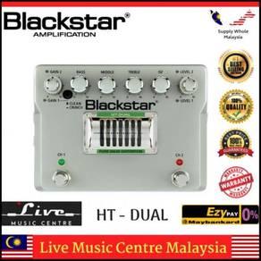 Blackstar HT Dual Valve Guitar Pedal (HT-DUAL)