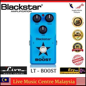 Blackstar LT Boost Guitar Pedal (LT-BOOST /LTBOOS)