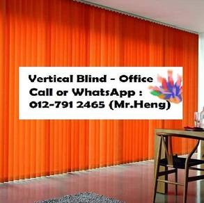 Simple Use Office Vertical Blind  39AW