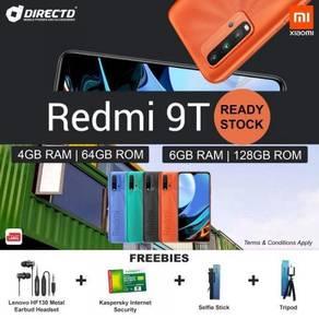 XIAOMI Redmi 9T (6K BATT | 6GB RAM | S.DRAGON 662)