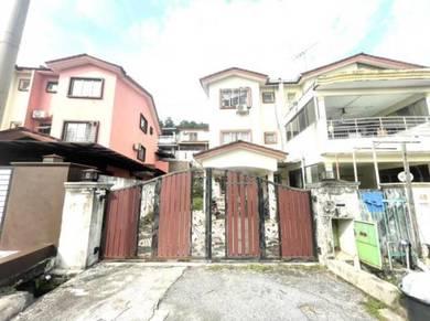 |NEGO SAMPAI JADI| 3 Storey End Lot Taman Selayang Mulia