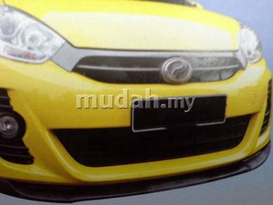 Perodua New Myvi 1.5 SE Front V-Lip