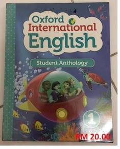 Oxford International English Student Book 1