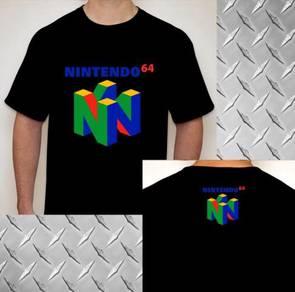 NINTENDO 64 tshirt