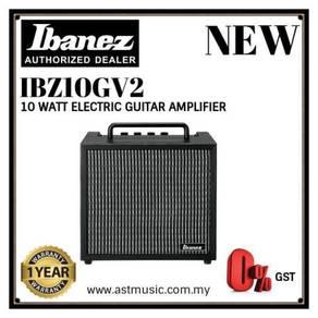 Ibanez IBZ10GV2 10-Watt Guitar Amplifier ibz10gv2