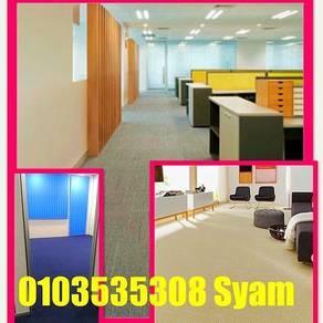 Karpet pejabat Bumiputra 8ipt Carpet