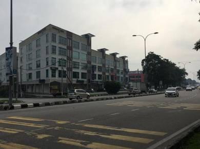 Batu Pahat Jalan Kluang 4 Storey Double Frontal Shop Office
