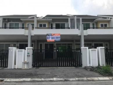 Taman Perpaduan Bayu Double Storey House Ulu Kinta Ipoh