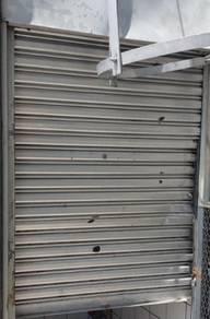 Roller shutter KL store Kedai