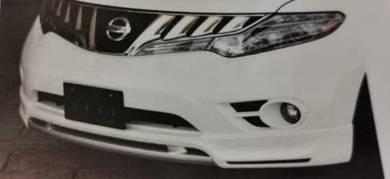 Nissan Murano 2008-2010 MZ-Speed Skirting Fiber