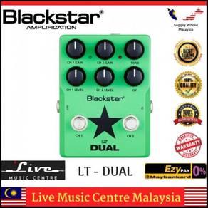 BLACKSTAR LT Dual Guitar Dist EFFECT (LTDUAL)