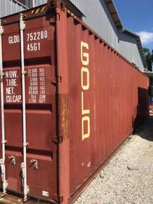Used Container - 40HQ