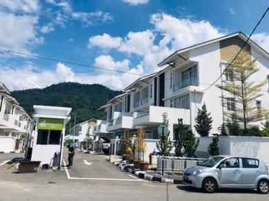 New Housing Project- 3 Storey Terrace, Aston Park East, Bukit Mertajam