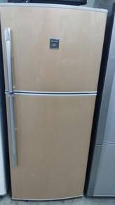 Freezer Sharp Peti Sejuk Fridge Refrigerator Recon