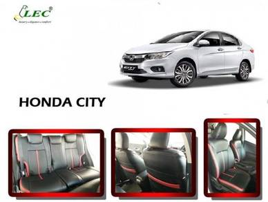 HONDA CITY LEC Seat Cover sports series ALL IN