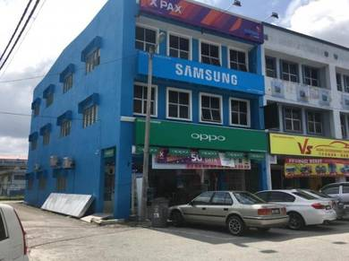 3 Storey Shop Office Parit Raja Johor (Ready Tenant)