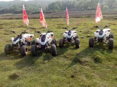 ATV Motor 125cc EGL new (Alor setar)